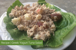 Gabbie Behrman Greek Yogurt Tuna Salad Recipe by Lakota East Spark Online at Lakota East High School Newsmagazine