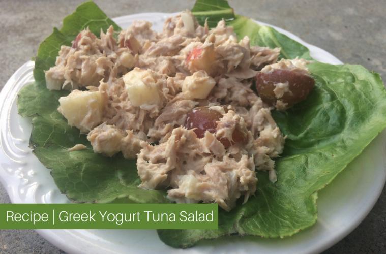 Gabbie Behrman Greek Yogurt Tuna Salad Recipe by Lakota East Spark Online at Lakota East High School Newsmagazine