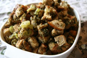 Savory Bread Stuffing Recipe Culture Lakota East High School Spark Newsmagazine Story and photography by Charis Williams