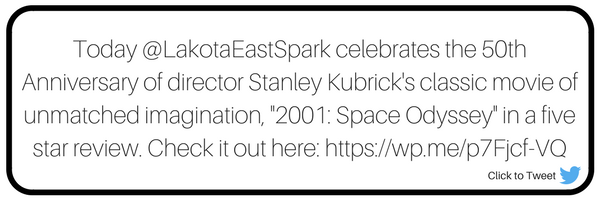 "50th Anniversary of ""2001: Space Odyssey"" Movie Review Culture Lakota East Spark Newsmagazine newspaper student news journalism student journalism Lakota East Lakota Local Schools Cincinnati Ohio Dean Hume Bryce Forren"
