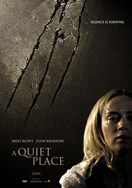 A Quiet Place Review by Isis Summerlin Movie Review Culture Lakota East Spark Newsmagazine newspaper student news journalism student journalism Lakota East Lakota Local Schools Cincinnati Ohio Dean Hume
