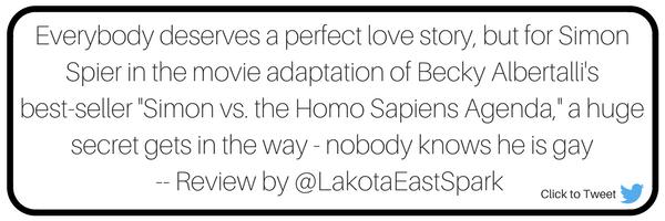 Lakota East Spark Lakota East High School Spark Newsmagazine Alanna Schlaeger 4.5/5 stars movie review culture journalism dean hume osma
