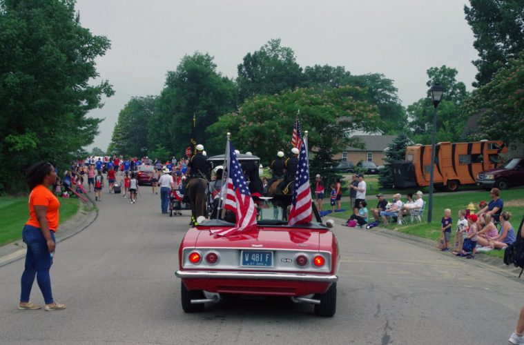 liberty township, 4th of july, lakota, lakota east, lakota east spark, alexandra fernholz, dean hume