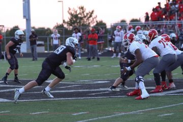 jake ratliff, lakota east spark, lakota, lakota football, dean hume