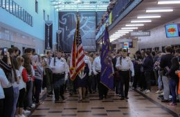 nicco morello, jake ratliff, lakota spark, veterans, veterans day, dean hume