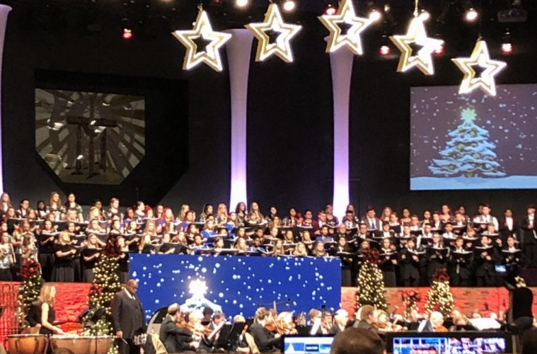 lakota choir, choir, lakota east, lakota east spark, marleigh winterbottom, dean hume, princeton pike church of god