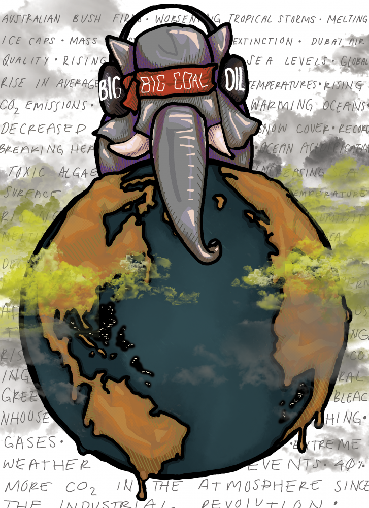 alexandra fernholz, editorial cartoon, climate cartoon, climate, lakota, lakota east spark, spark, dean hume, climate change cartoon