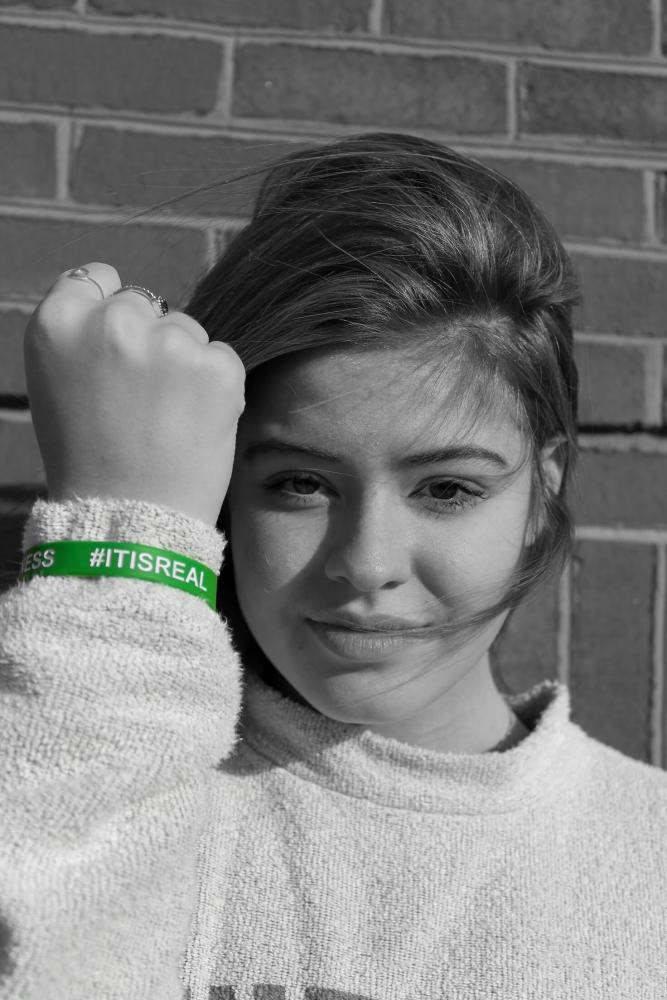 Keeley Goldberg, Rachel Anderson, Ekra Khalid, Lakota East Spark, Hume, #ITISREAL, Hope Squad, Mental health awareness